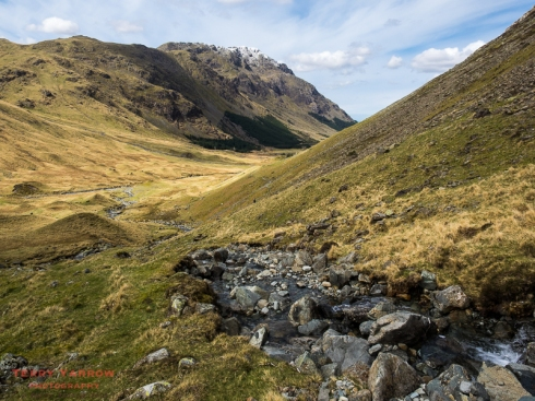 Looking Back Down Ennerdale