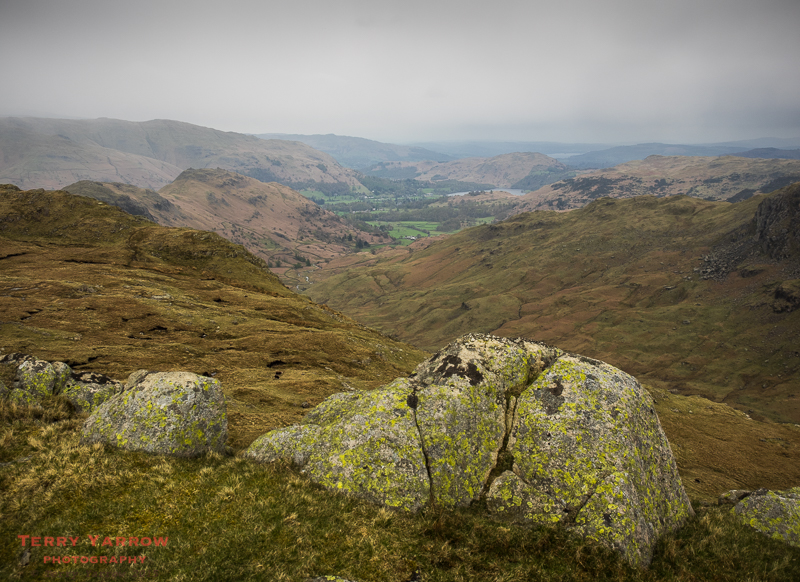 Easedale and Grasmere