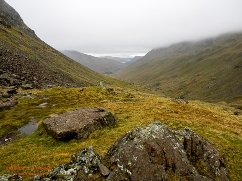 The View Down Grisedale