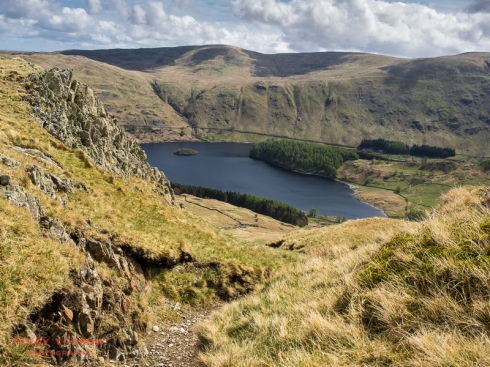 Dropping Down to Haweswater
