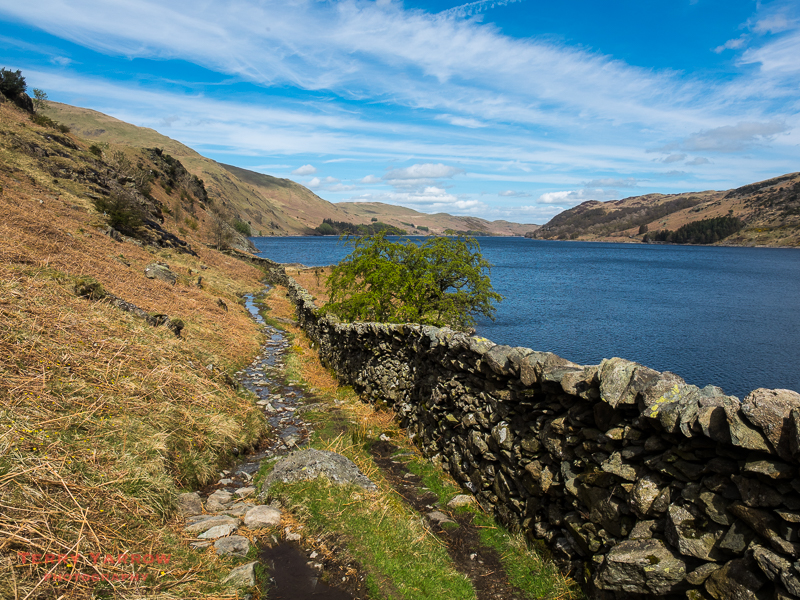 Walking Beside Haweswater