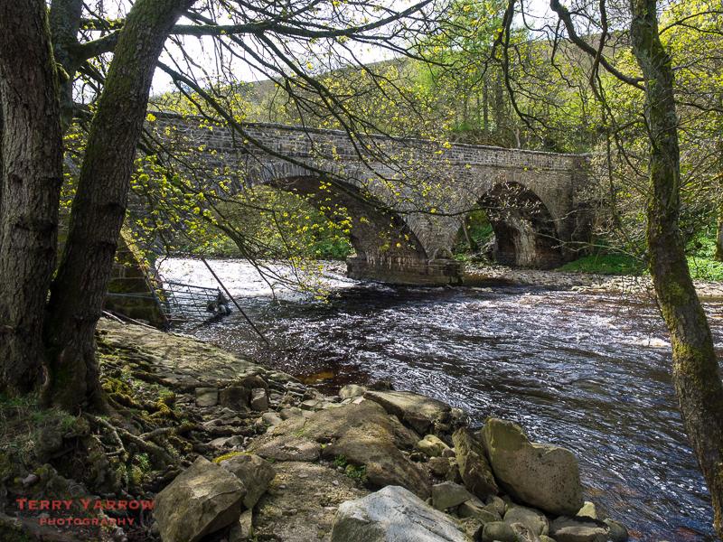 Bridge at Gunnerside