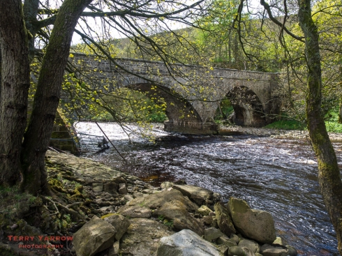 Bridge at Gunnerside