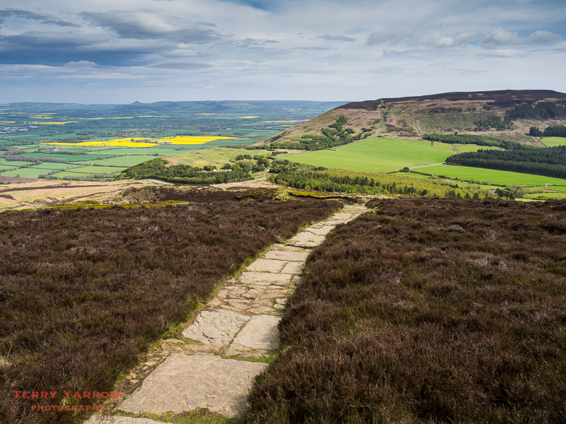 Great paths on the North York Moors