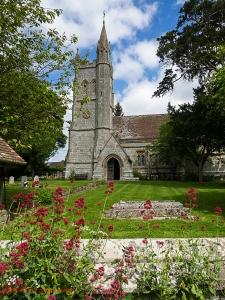 St Thomas' Church, Melbury Abbas