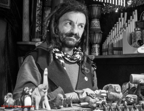 People at Work - The Toy Maker