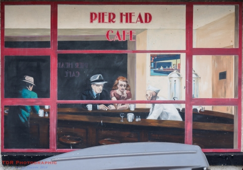 Pier Head Cafe and Tea Garden