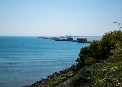 Portland Harbour Entrance