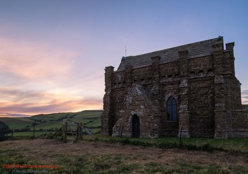 St Catherine's Sunset