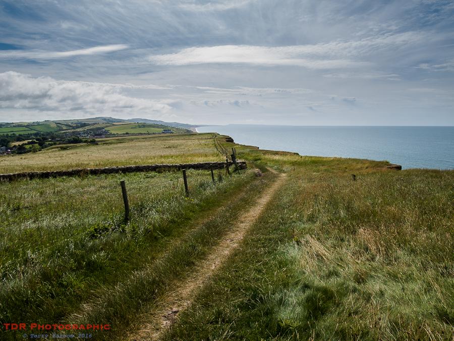 On Burton Cliff