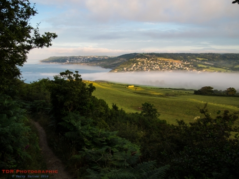 Charmouth Cloud Inversion