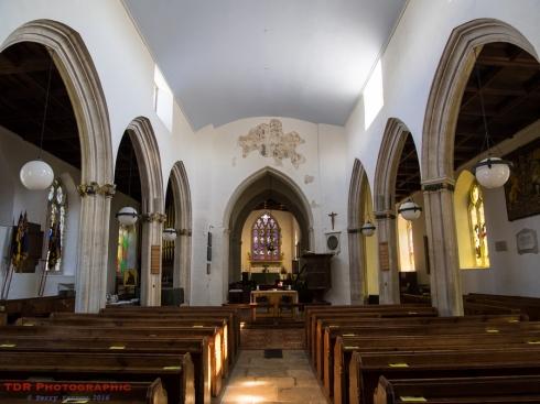 St Mary the Virgin, Axminster