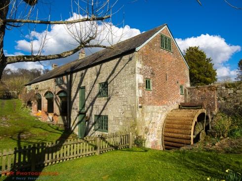 Melbury Abbas Mill