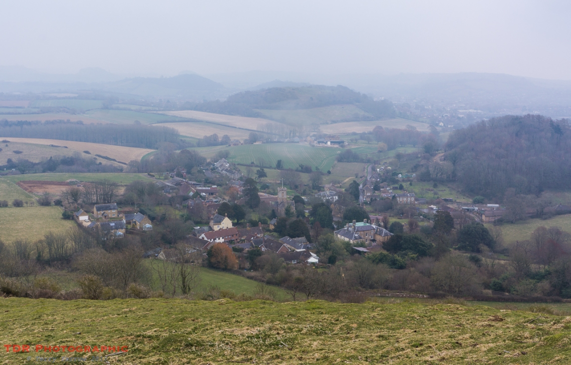 Colmer's Hill View