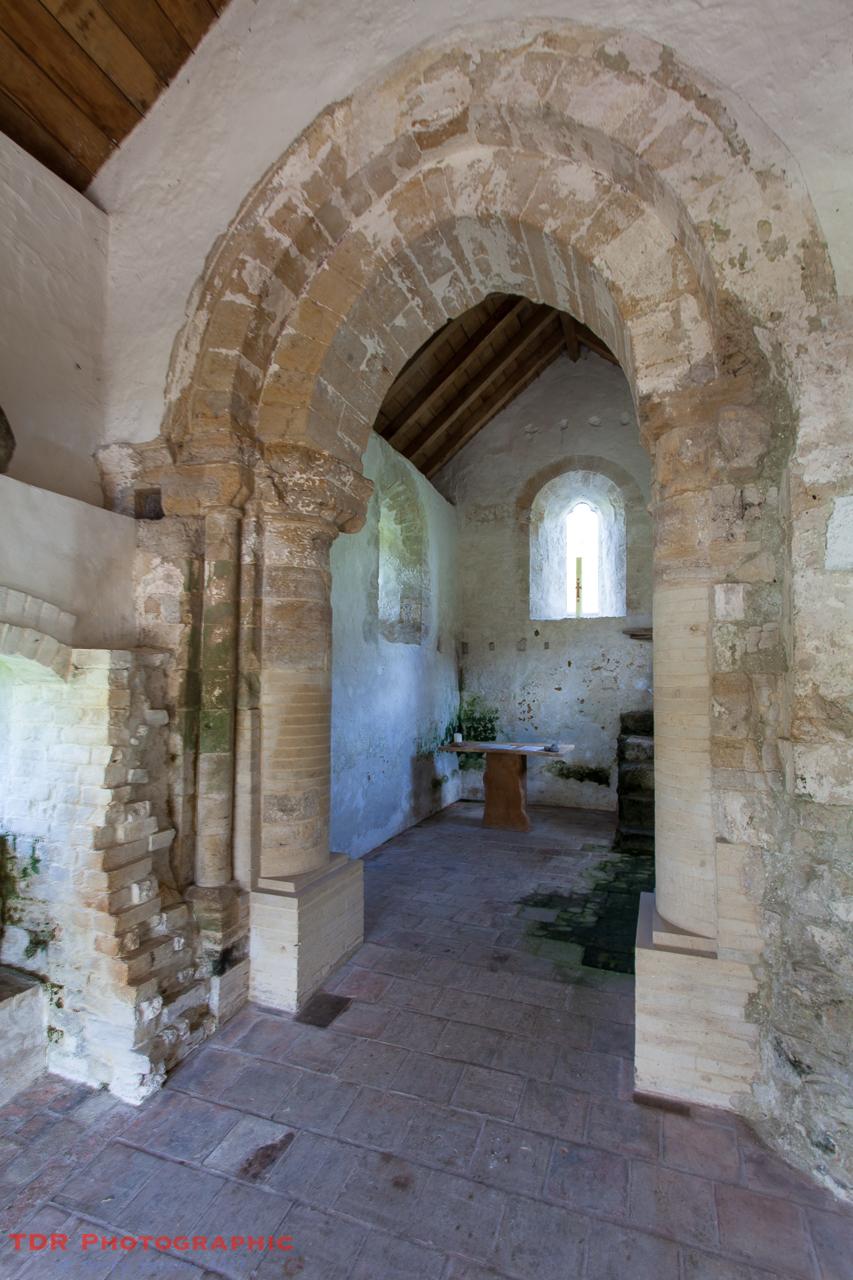 Lyscome Chapel Interior