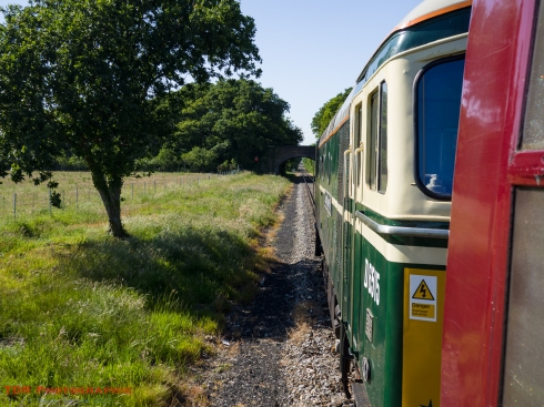 On the Swanage Railway