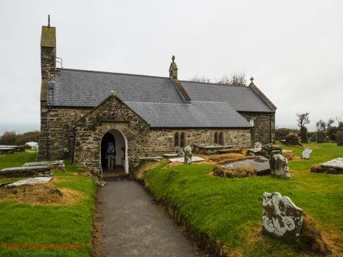 St Gwyndaf, Llanwnda