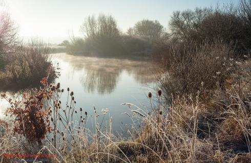 River Stour at Dawn