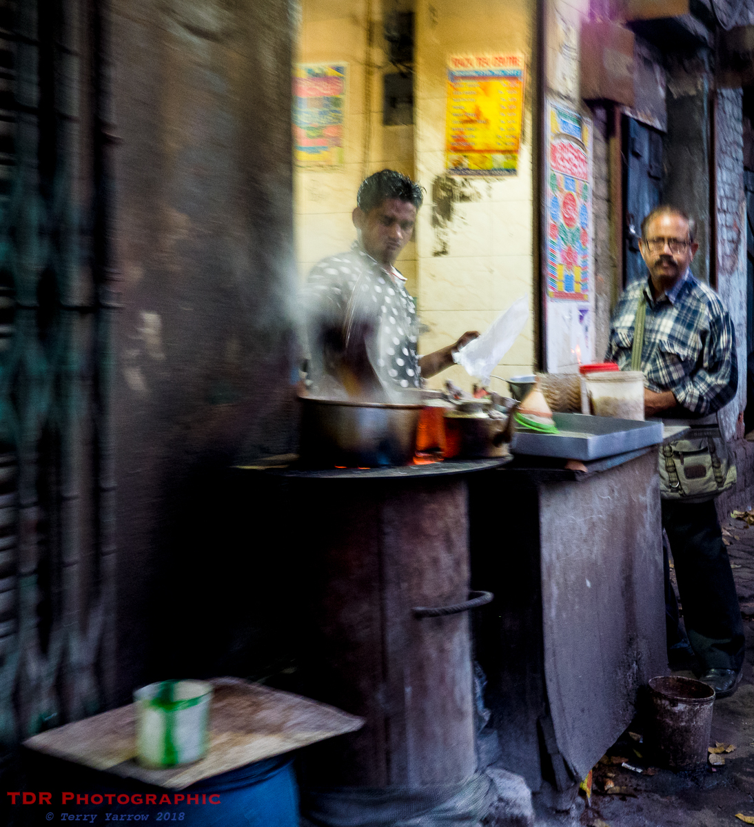 Impression - Street Food, Kolkata