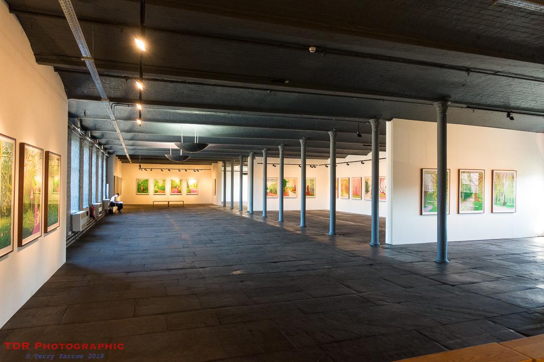 The Hockney Exhibition