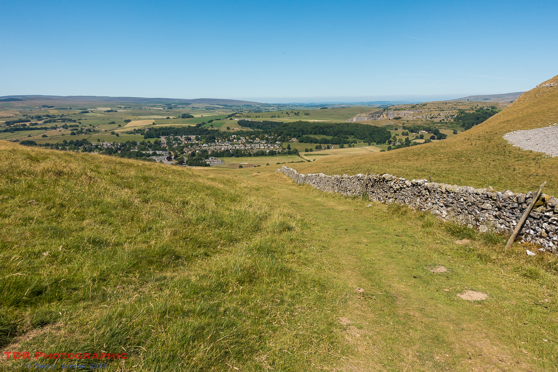 Dropping down into Settle