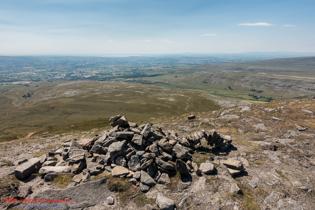 Ingleborough view