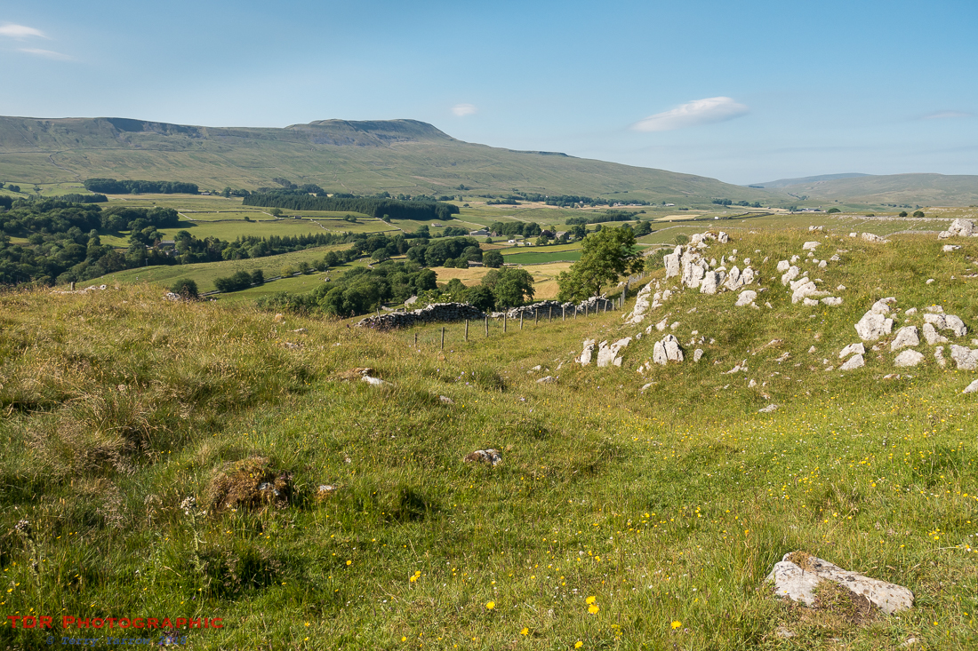 Chapel Le Dale and Whernside
