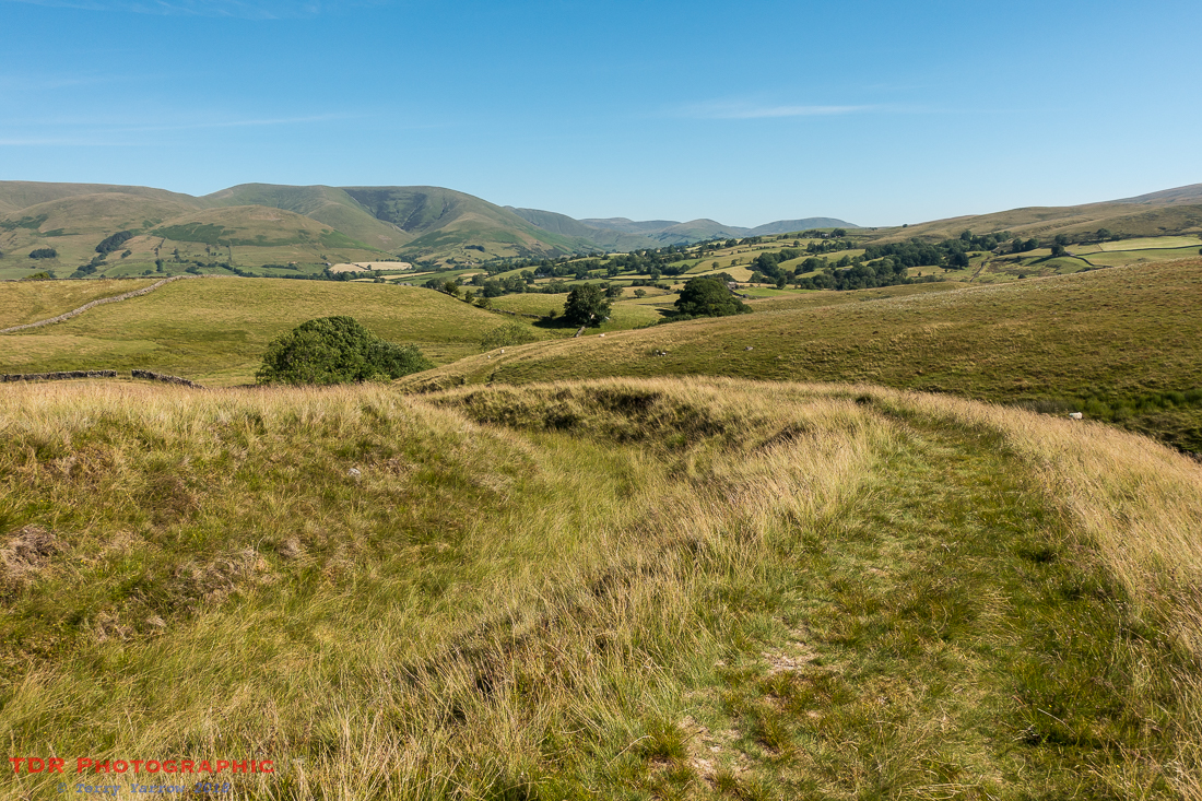 Frostrow Fells and the Howgills