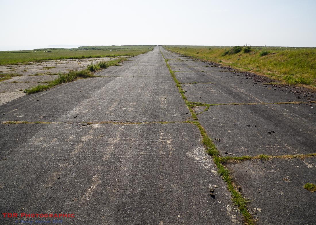 RAF Dale Airfield