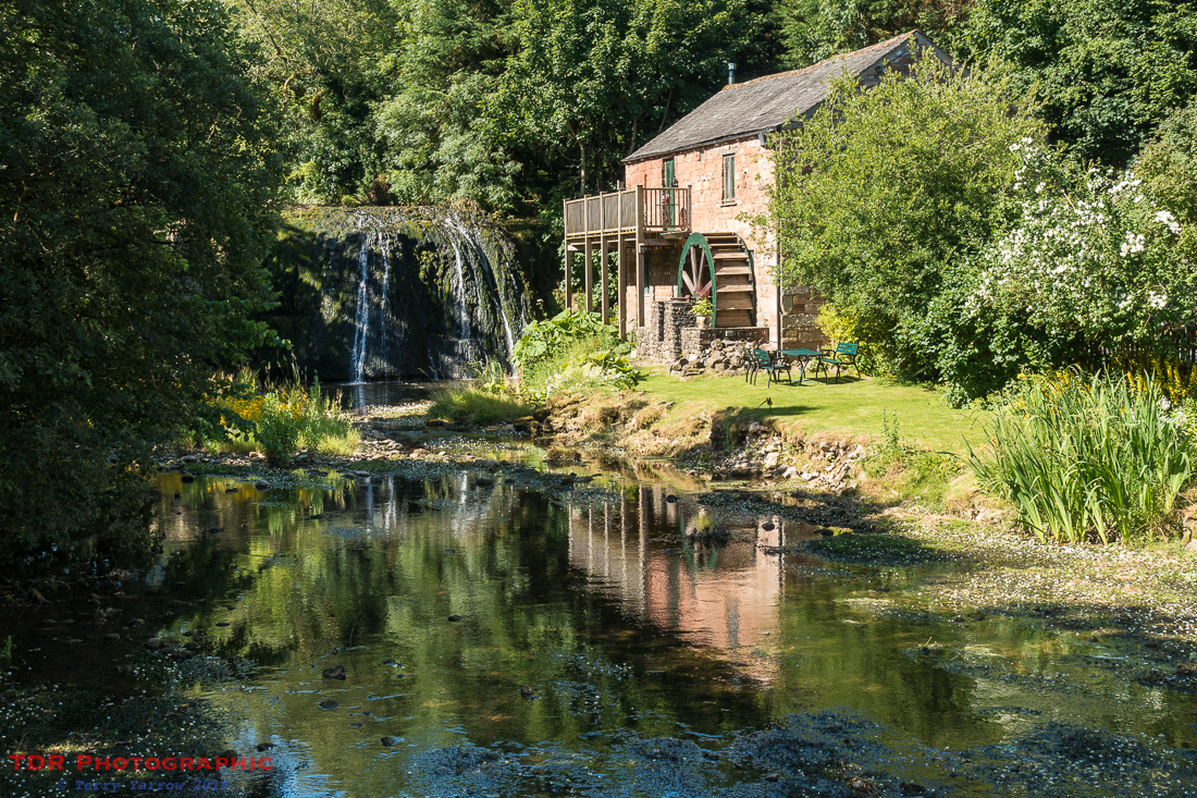 Rutter Mill and Rutter Force