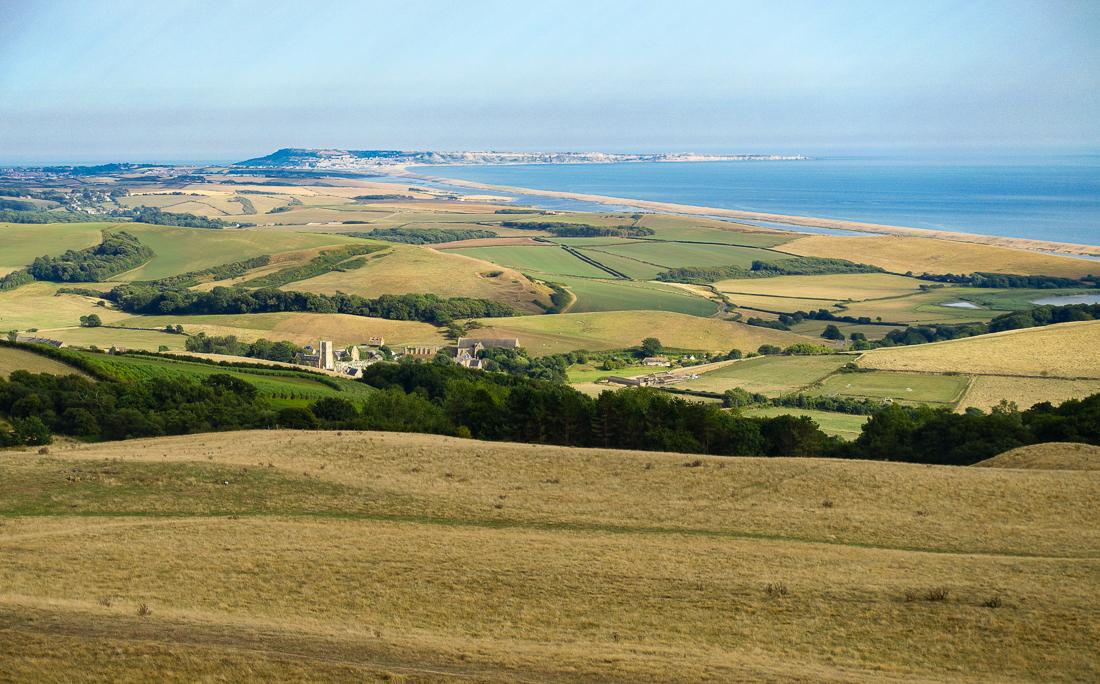 On the Dorset Ridge