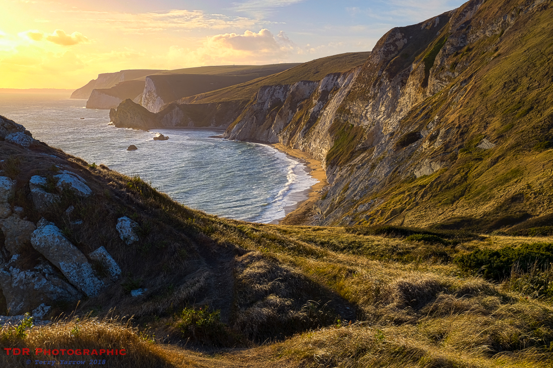 Dungy Head Sunset