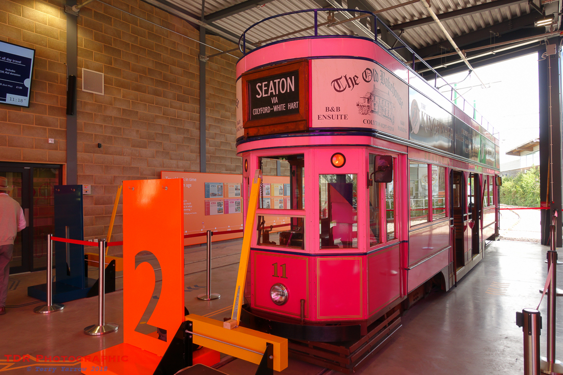 The Seaton Tramway