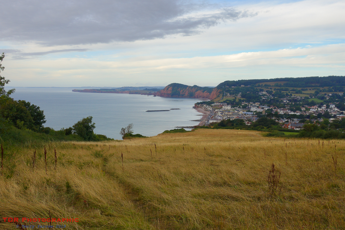 Sidmouth and the Devon Coast