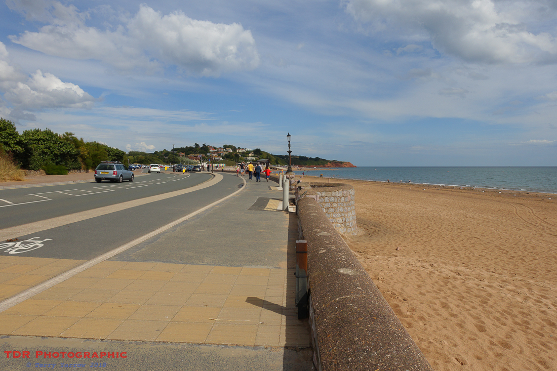 Exmouth Sea Front