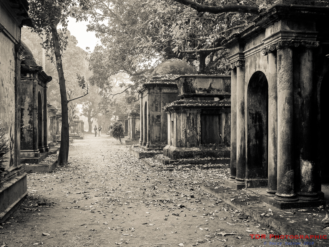 Park Street Cemetry, Kolkata