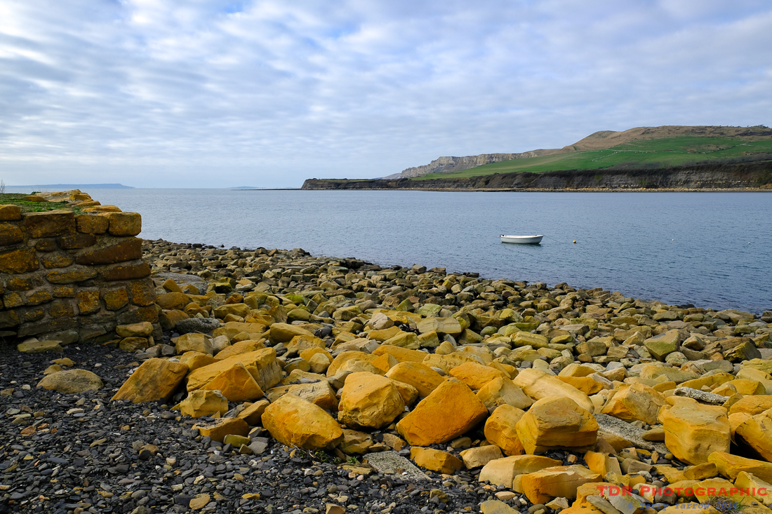Across Kimmeridge Bay