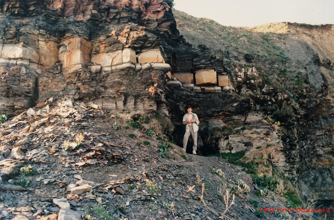 The Kimmeridge Shale mines