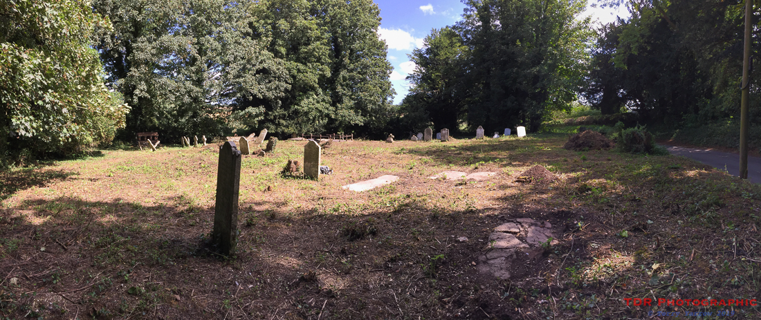 All Hallows Graveyard